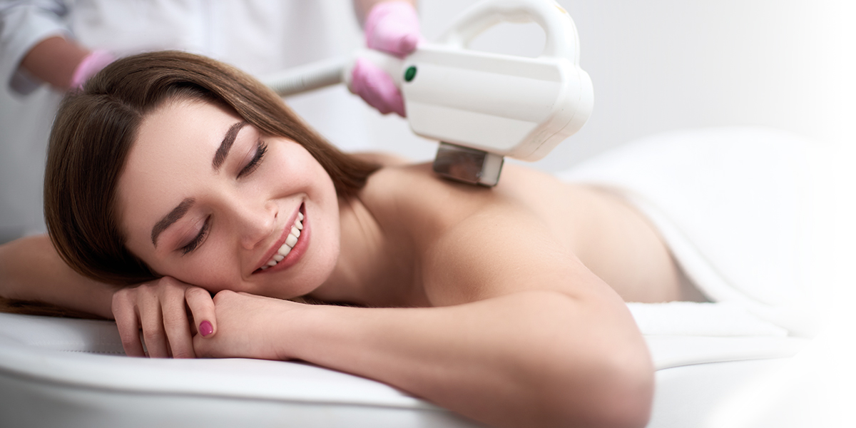Eternal Beauty Body IPL Hair Removal Services