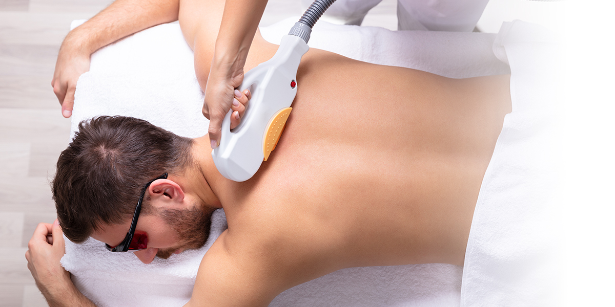 Eternal Beauty Body Laser Hair Removal Services